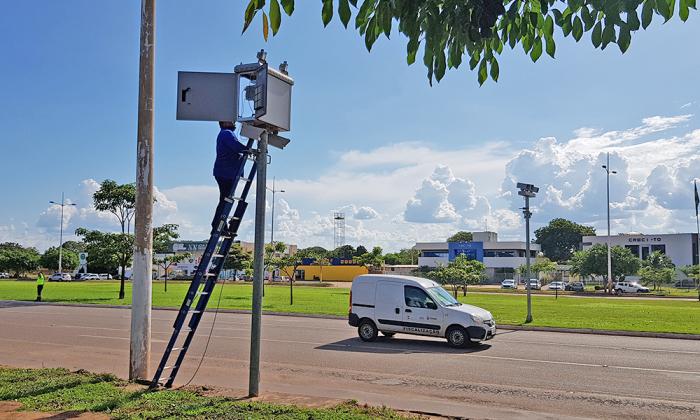 Objetivo da ação foi atestar a leitura dos medidores de velocidade para veículos automotores em conformidade com a velocidade permitida nas vias