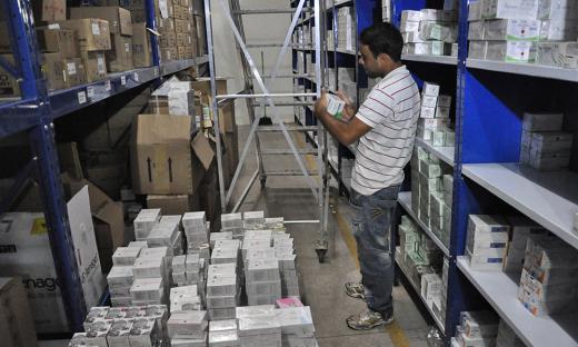 Gestão está garantindo a compra de diversos medicamentos e insumos para as unidades hospitalares do estado