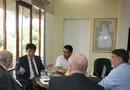 Secretário trata da implantação do projeto com os investidores