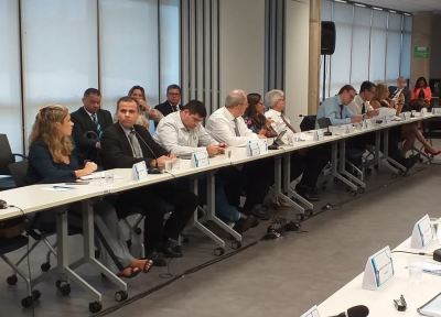 Reunião Brasília - PEC 06/2019