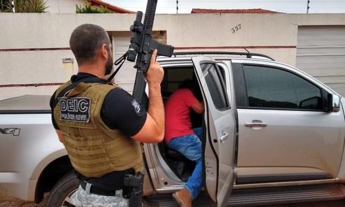 Polícia Civil deflagra Operação Ísis que investiga funcionários do Naturatins
