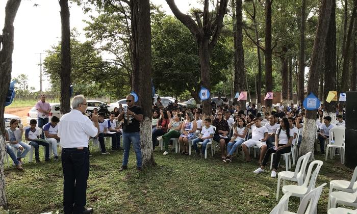 Naturatins de Formoso do Araguaia participa de atividades para valorização da água_Naturatins-Formoso do Araguaia (1).JPG