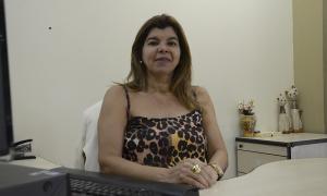 Simone Brito, corregedora-geral  de Pessoal da CGE  Foto: Aldemar Ribeiro/Governo do Tocantins