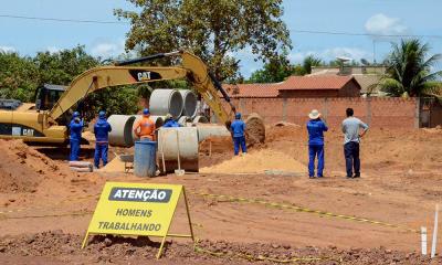 Obras vão beneficiar pouco mais de 27 mil pessoas
