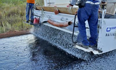 A pavimentação do trecho é uma demanda antiga da população de Palmeirópolis