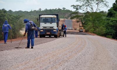 Projeto prevê a realização de obras de terraplenagem, drenagem pluvial e pavimentação asfáltica de 26,25 km da rodovia