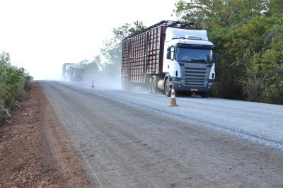 Ao todo serão reconstruídos 284,80 km em 11 trechos somente na região sudeste do Tocantins.
