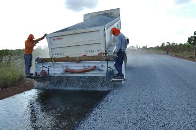 A recuperação das rodovias TO-110 e TO-040 é um anseio antigo dos motoristas que transitam constantemente por aqueles trechos