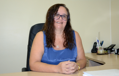 Ione Cavalcante -  gerente de Concessão e Revisão de Benefícios do Igeprev