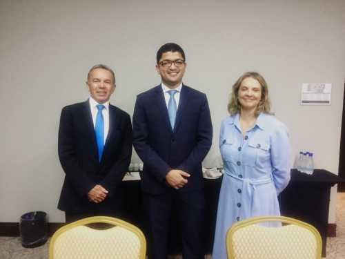 Assumem  a diretoria do Consad, os secretários do Alagoas, Tocantins e  Rio Grande do Sul