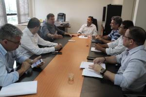 Naturatins e Seagro tratam de detalhes da participação do Instituto na Agrotins