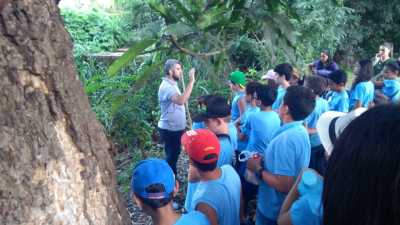 Colégio Sagrado Coração de Jesus desenvolve ação de preservação ambiental