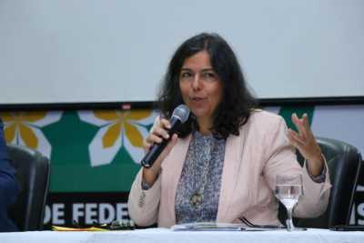 Pesquisadora do Instituto de Pesquisa Econômica Aplicada - Ipea Luciana Jacooud.jpeg