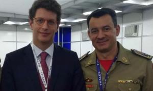 Tocantins participa da maior feira de defesa e segurança da América Latina