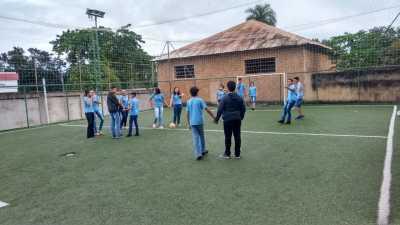 Ao longo da semana foram realizadas palestras e outras atividades de sensibilização sobre o bullying