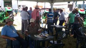 Cerca de cinco mil  visitantes são esperados na Agrosudeste