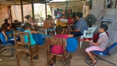 O programa foi desenvolvido pela psicóloga Gezza Maria Ferreira da Silva, que atua como Analista em Defesa Social na Unidade de Tratamento Penal Barra da Grota (UTPBG)