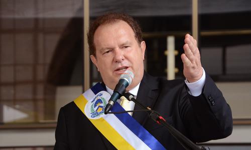 Durante posse no dia 1º de janeiro deste ano, governador Mauro Carlesse anunciou um pacote de medidas para o equilíbrio das contas públicas do Tocantins