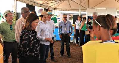 Feira se apresenta com o objetivo de promover a implementação de tecnologias sustentáveis e o desenvolvimento rural da região