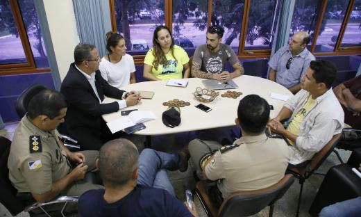Reunião entre Governo e a  equipe da Olympikus aconteceu na última sexta-feira