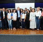Jovens de escolas de Palmas e Miracema acompanharam o lançamento do programa