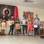 Povos indígenas aproveitam a semana de apresentações para mostrar a sua riqueza cultural