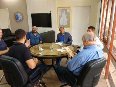 Secretário Ridoval detalha a participação Cervejaria Jalapa na Agrotins