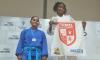Eva Jheovanna Morais conquista medalha de ouro na categoria Sub 15