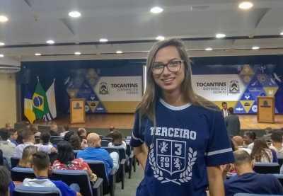 Myrelle Rodrigues vê no programa uma chance de ingressar no mercado de trabalho