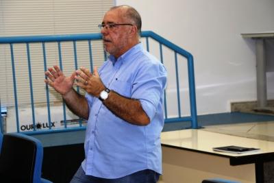 Felipe Vasconcelos destaca que o planejamento e o operacional devem estar em sintonia