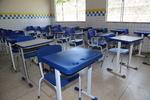 Com as novas salas de aula, a escola ampliou o número de atendimentos