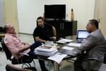 Reunião ocorreu na sede da Adetuc, em Palmas