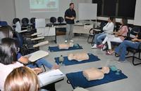 Centro é responsável por treinamentos, capacitações, oficinas e atualizações referentes ao Ministério da Saúde (MS), Secretária de Estado da Saúde (SES) entre outros órgãos da área de enfermagem
