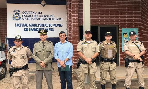 O comandante geral da Polícia Militar, Jaizon Veras, afirmou que as providências já estão sendo tomadas e as ações foram definidas após reunião com o secretário da Saúde, Renato Jayme
