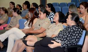 Instrução foi ministrada no auditório do Palácio Araguaia, na tarde do dia 10 de abril