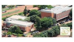 Vista aérea sede do Naturatins em Palmas