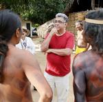 Vieira de Melo ouviu as lideranças indígenas