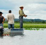 Pesca esportiva em Formoso do Araguaia