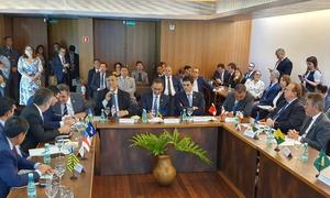 Esta foi a primeira Assembleia Geral do novo Consórcio, que tem como filiados os estados do Maranhão, Acre, Amapá, Amazonas, Mato Grosso, Roraima, Pará, Rondônia e Tocantins