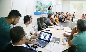 Fernanda Tainã falou das potencialidades de Rio da Conceição
