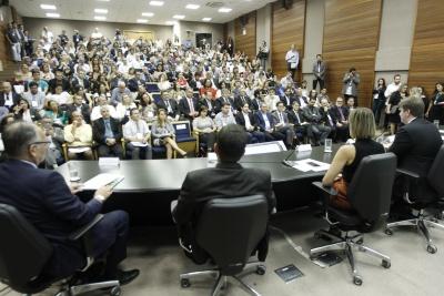 Ministro Gustavo Canuto destaca urgência da elaboração do Programa Nacional de Revitalização de Bacias Hidrográficas
