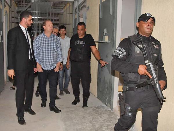 O governador Mauro Carlesse entende que essas obras vão permitir melhores condições aos reeducandos e desafogar as unidades prisionais