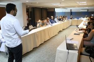 Workshop CAR - Bahia, reuniu órgãos ambientais e representantes de produtores.