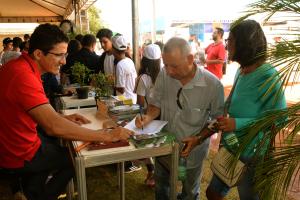 Público receberá informações sobre doenças que afetem animais e plantações