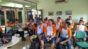 Parque do Lajeado recebe formandos do curso de condutor ambiental para aula prática_Foto (2) Priscila Rosa_300.jpg
