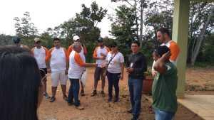 Parque do Lajeado recebe formandos do curso de condutor ambiental para aula prática_Foto (4) Priscila Rosa_300.jpg