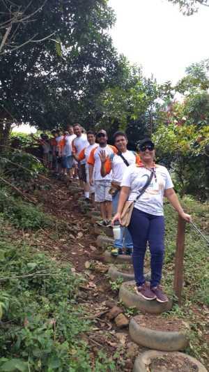 Parque do Lajeado recebe formandos do curso de condutor ambiental para aula prática_Foto (11) Priscila Rosa_300.jpg