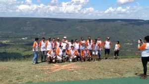 Parque do Lajeado recebe formandos do curso de condutor ambiental para aula prática_Foto (16) Priscila Rosa_300.jpg