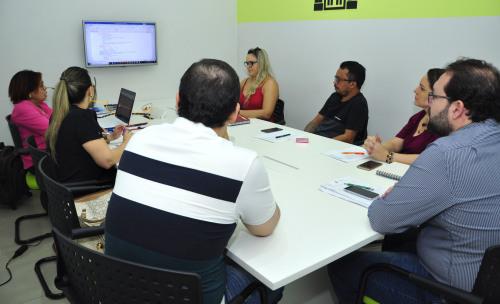 Os participantes ainda debateram as melhorias trazidas com o manual do prestador