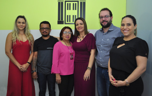 A reunião também contou com a participação do novo diretor do Plansaúde, Ineijaim José Brito Siqueira